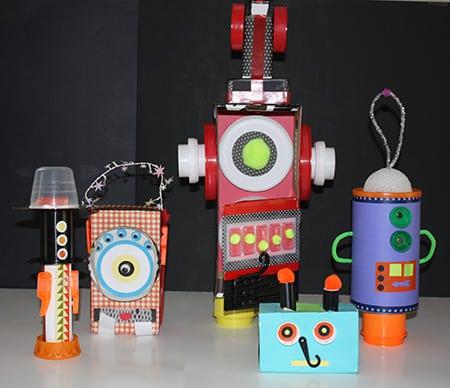 Build a Robotic World