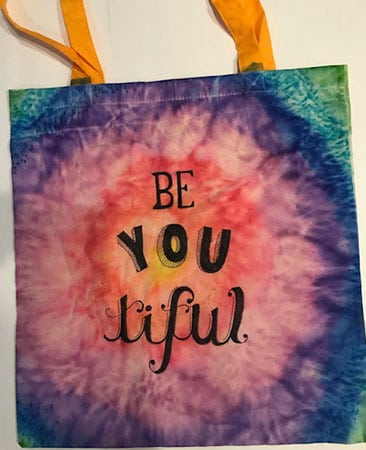 Inspirational Tote Donation