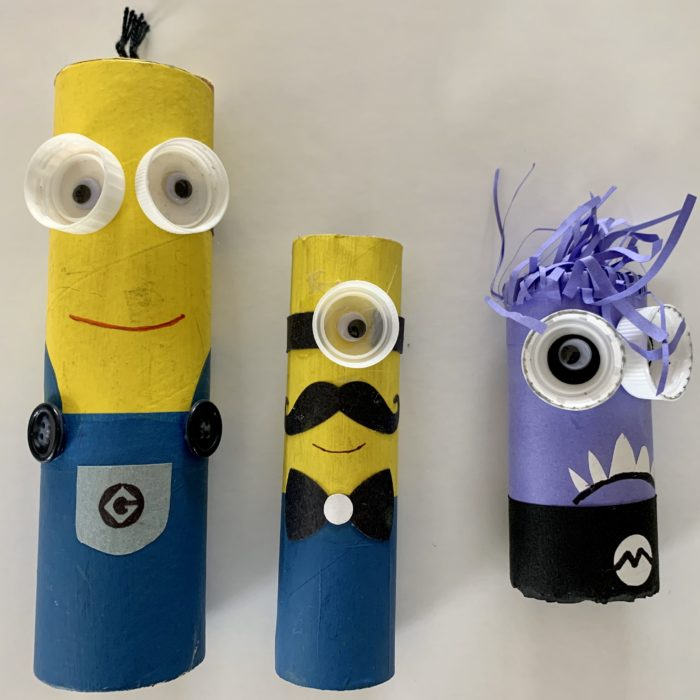 A Minion Reasons to Stay Home