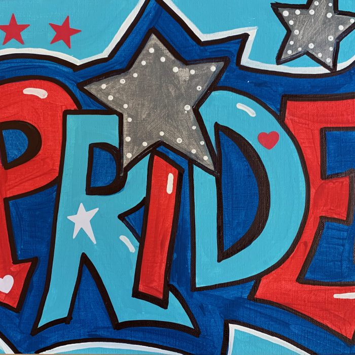Graffiti PRIDE